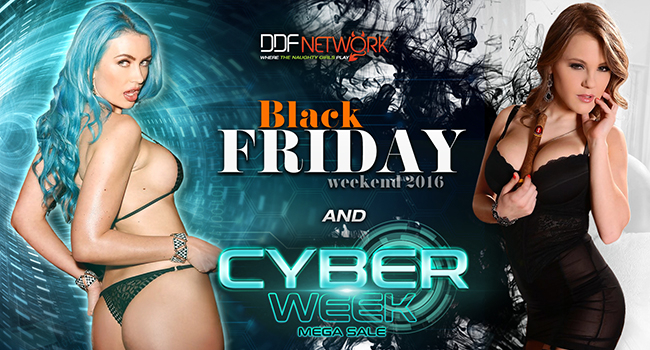 Black Friday_Cyberweek at DDF Network