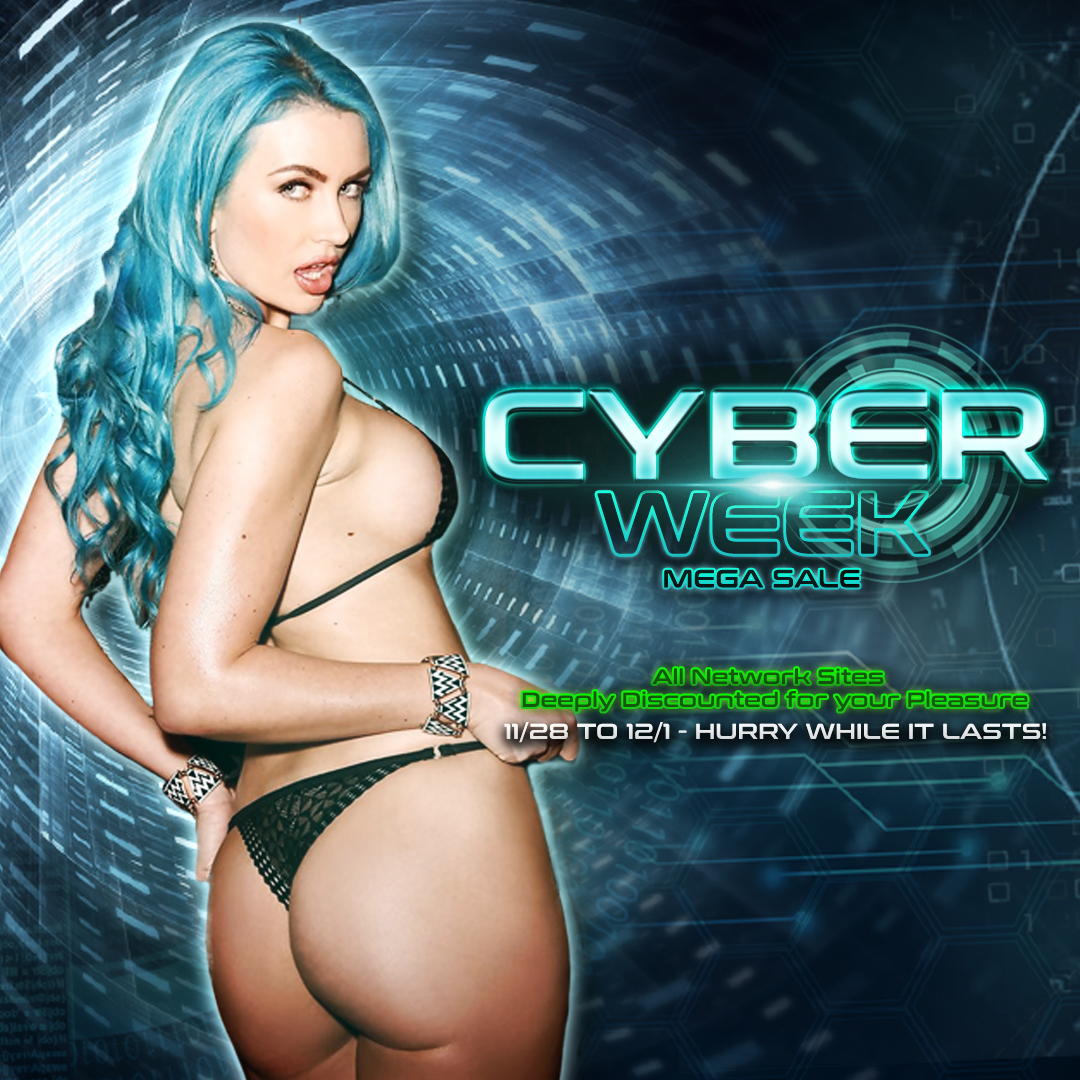 Cyber Week 2016 @ DDF Network
