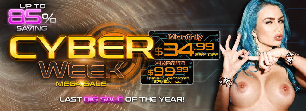 Cyber Week Mega Sale - DDF Network