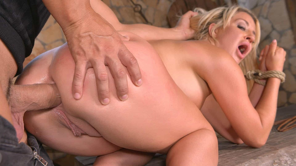 Fetish Role Play Relish: Busty Blonde Fucked Really Hard