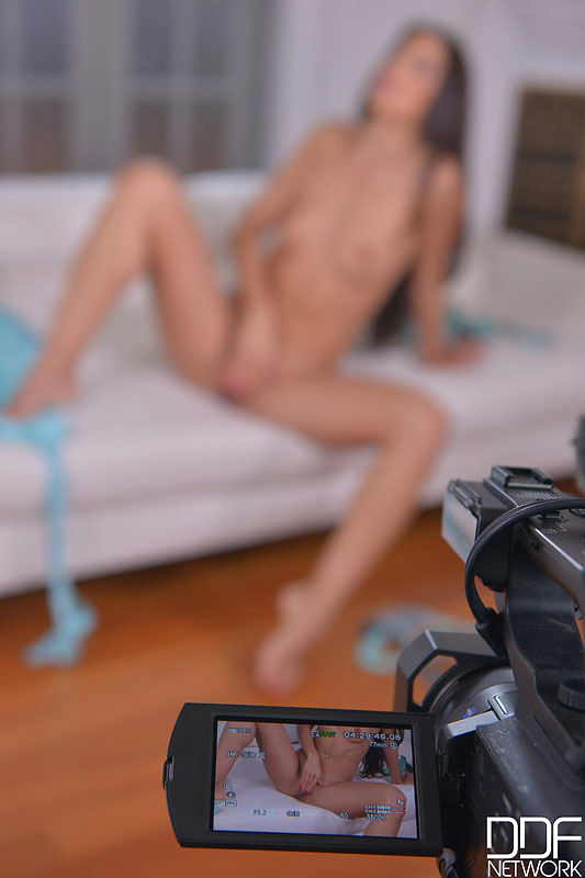 Hot Latina Leaves Nothing Out - Solo Sex Goddess Interview #6