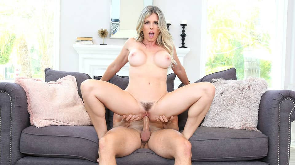 Young Home Maintenance Stud Drills Horny Housewife Cory Chase