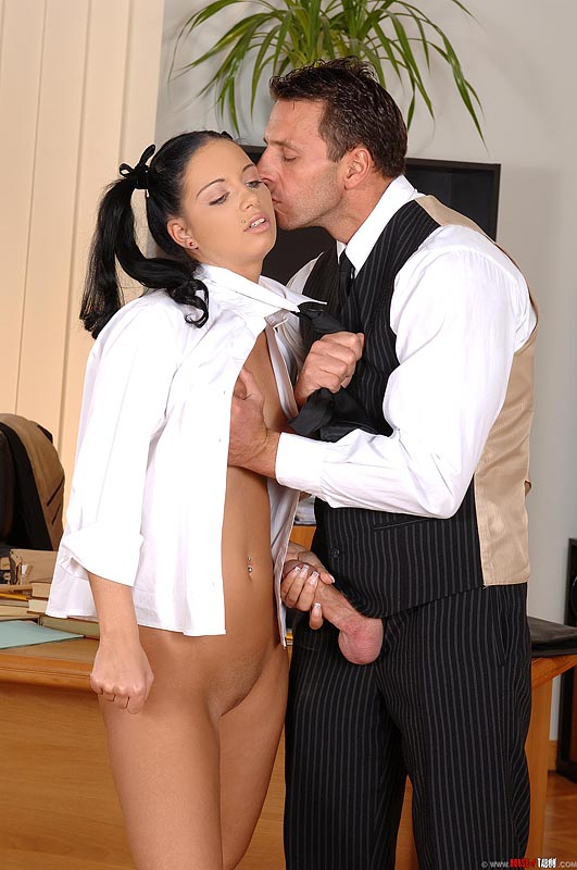Spanked Schoolgirl Part 4 Video With Nick Lang  Viva Small-4437