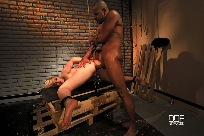 Bound babe clipped & fucked #10