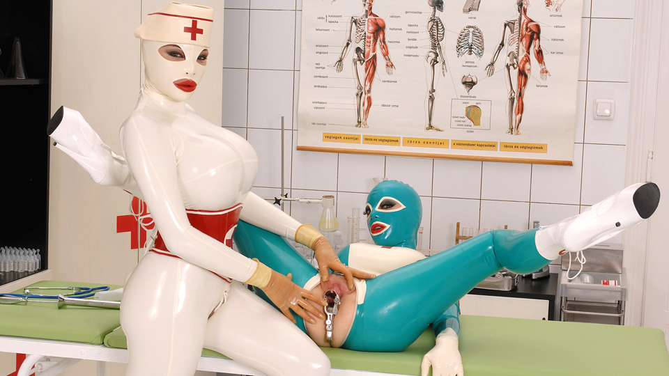 Clinic of sexual satisfactions!
