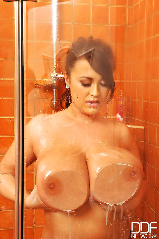 Shower leanne crow