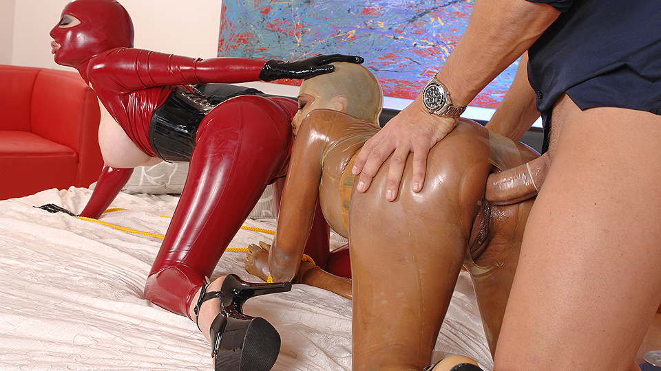 latex anal cum - Choose your package