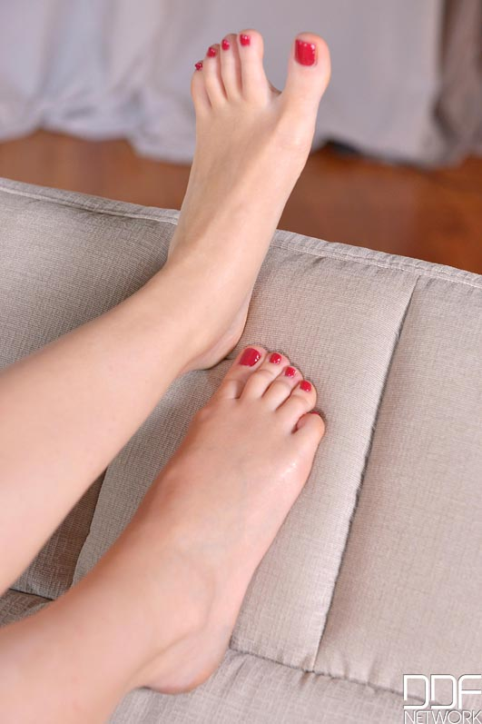 My Feet Will Rule You  #10