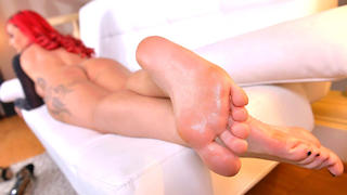 Spice Up Your Life - Hot Legs, Shiny Feet, And A Dream Body