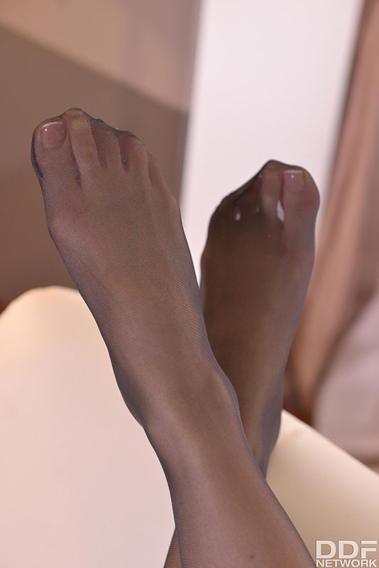Sensual Distractions: A Babe's Endless Legs And Sexy Feet #6