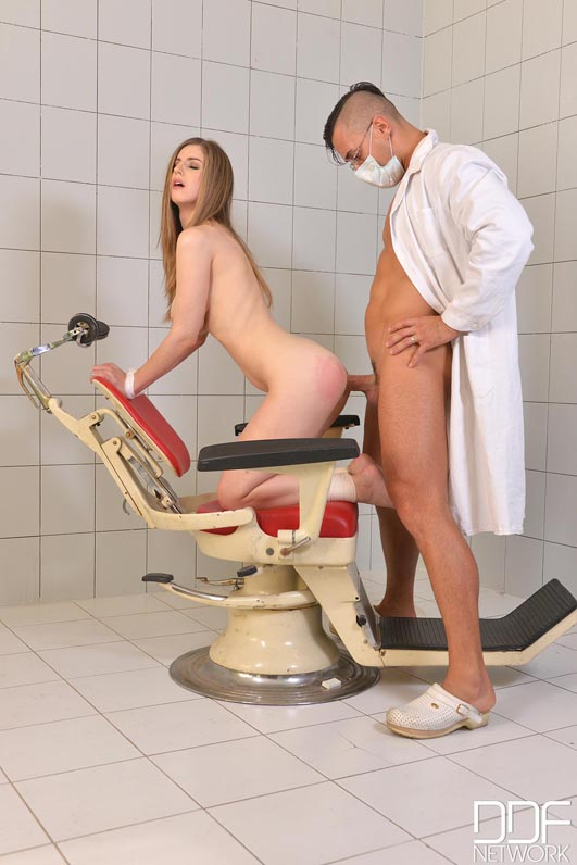 Mad Scientist - Italian Gets Spanked and Ass Fucked #10