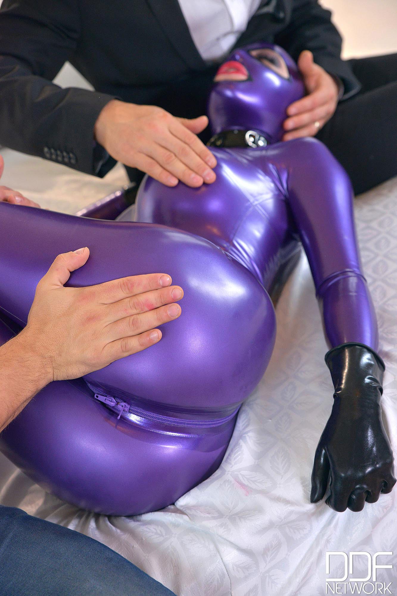Latex Spanking Therapy, Part 1 #6