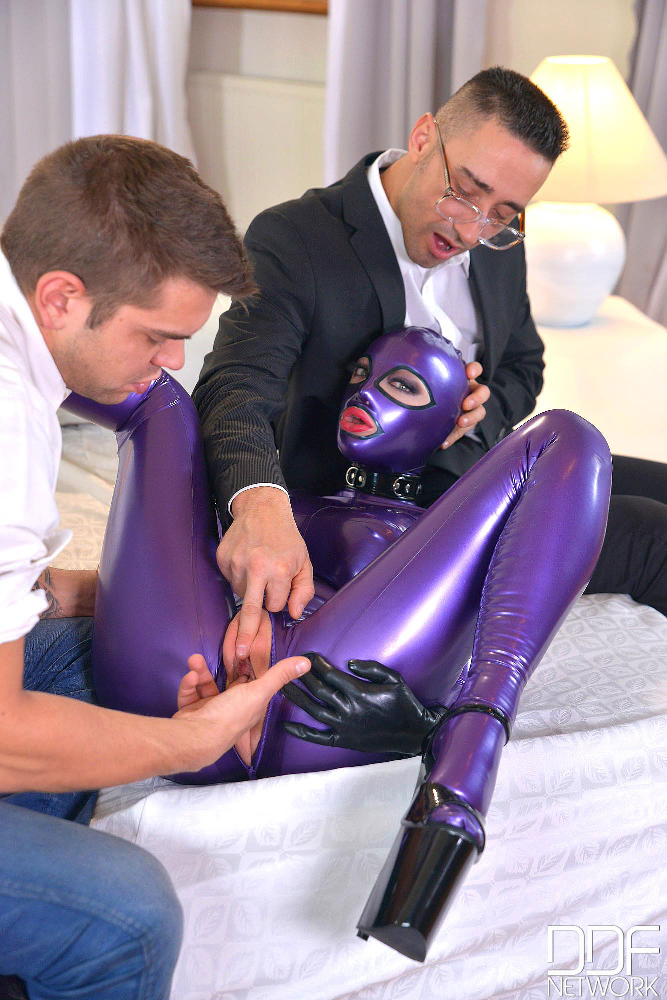 Latex Spanking Therapy, Part 1 #10