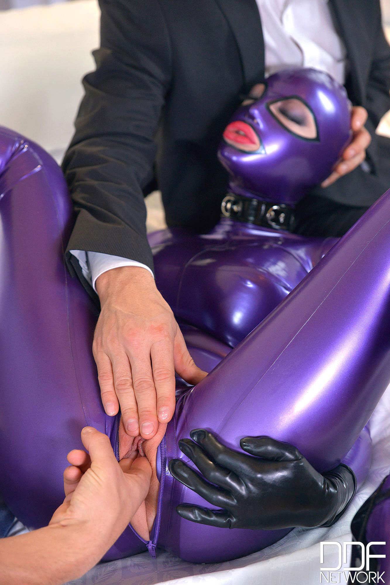 Latex Spanking Therapy, Part 1 #11