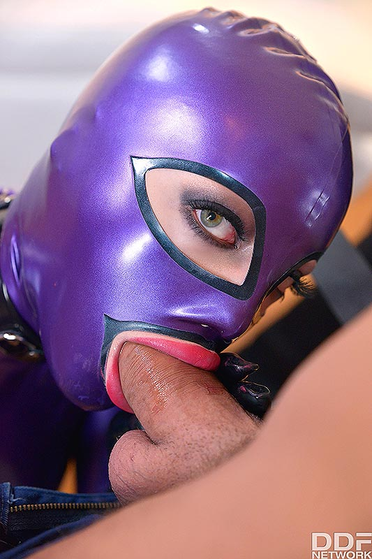 Latex Spanking Therapy, Part 2 #3