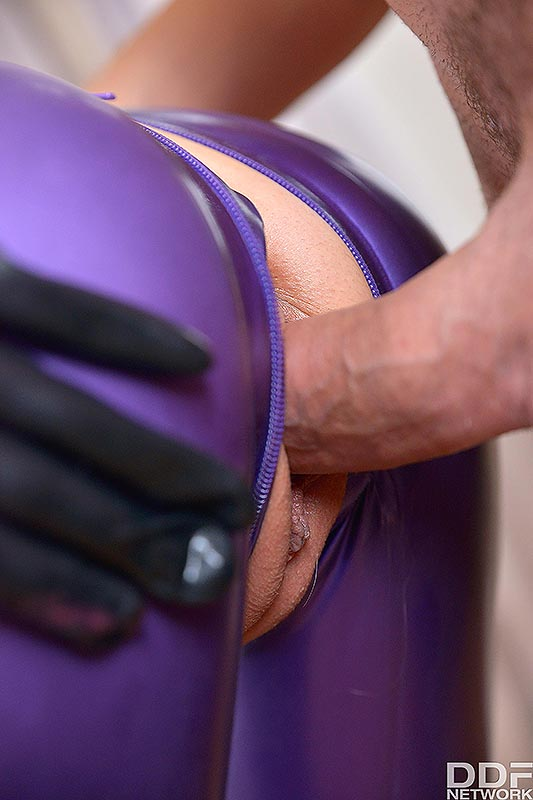 Latex Spanking Therapy, Part 2 #5