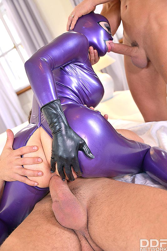 Latex Spanking Therapy, Part 2 #8