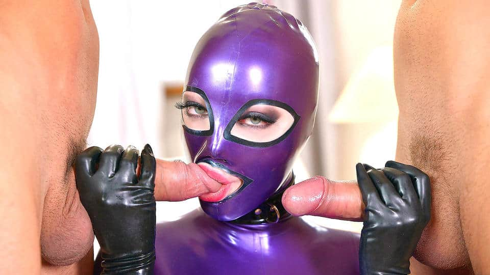 HouseOfTaboo - Latex Spanking Therapy, Part 2