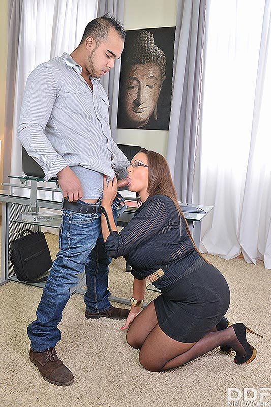Blowjob for Boy Toy #2