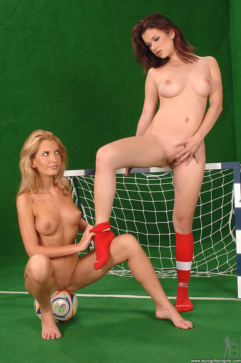 Nude Football Babes