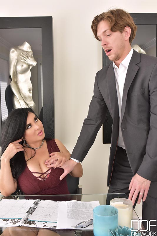 Role Play is Not Enough - He Wants To Fuck Her Giant Jugs! #2