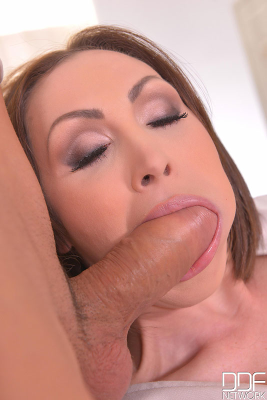 2 Cock Workout: Busty Babe Double Penetrated in Locker Room #10