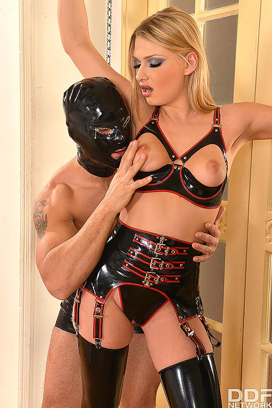 The BDSM Ritual - Russian Domina Orders Ass Fucking And Pussy Licking #3
