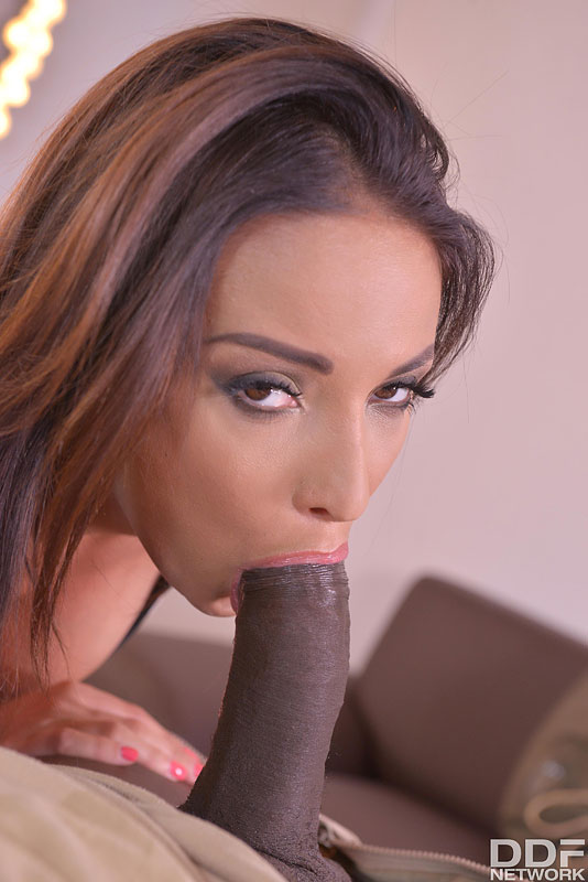 Avid For A Soldier's Cum #8