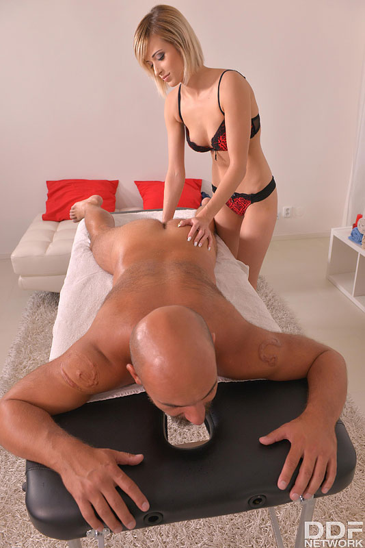 Ria, The Anal Loving Therapist #3