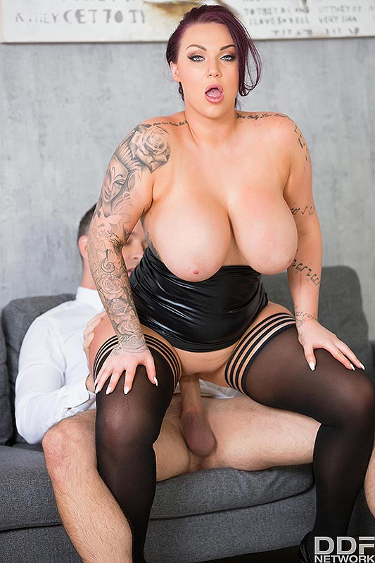 Titty Fuck During Interview #12