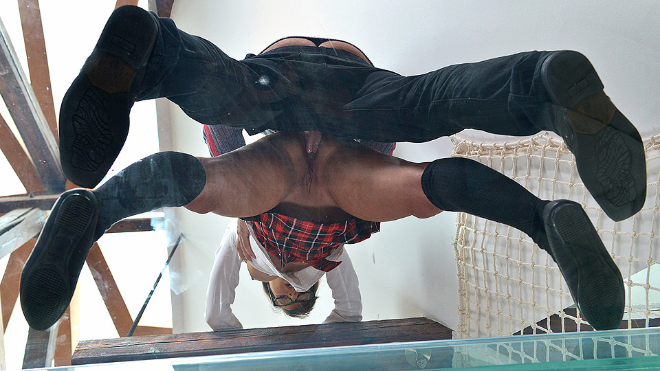 HouseOfTaboo - Vag Pee Pie - Young Teen Gets A Lesson In Ass Fucking
