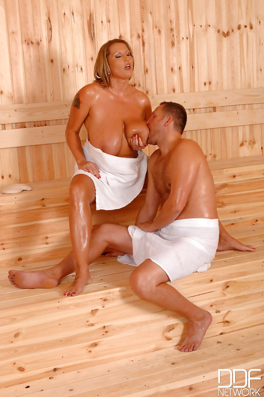 Encounter in a sauna #2