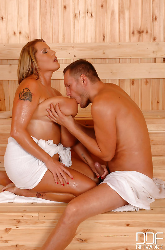 Encounter in a sauna #6