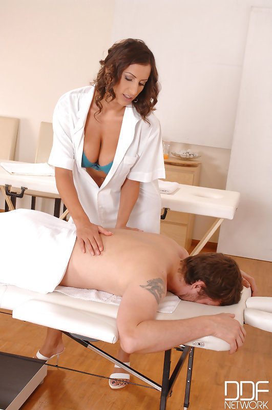 massage with extras video