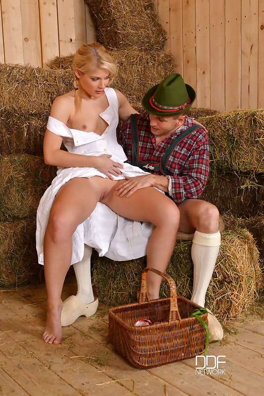 Sexy farm girld naked share