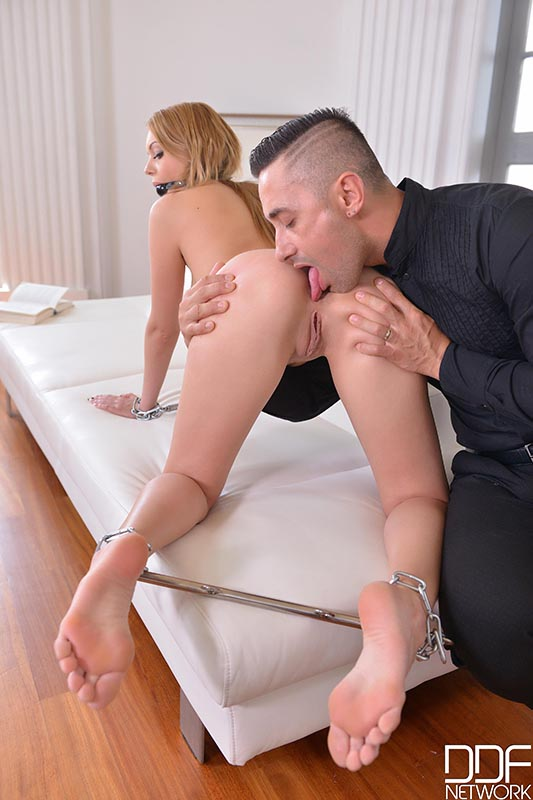 Mastermind - A Bondage Loving Maid's Tasty Gaping Butthole #4