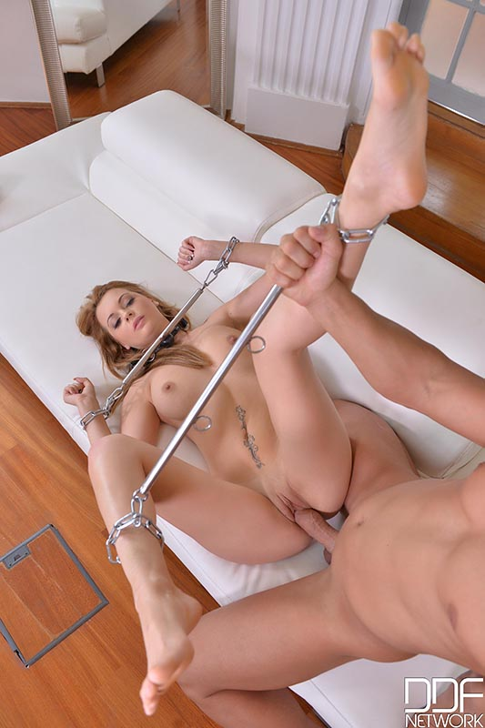 Mastermind - A Bondage Loving Maid's Tasty Gaping Butthole #9