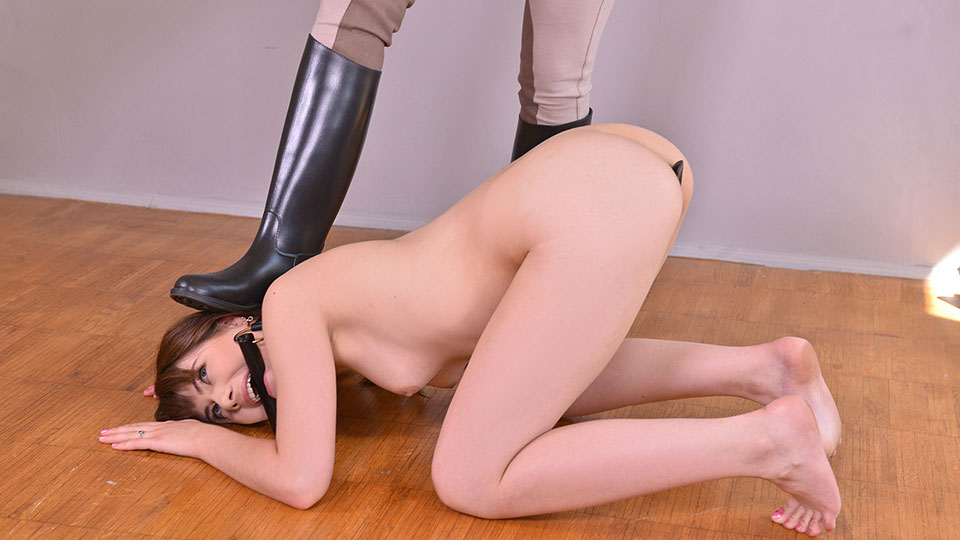 HouseOfTaboo - Equestrian Spanking - A Petite Teen's Anal Insertion Experience