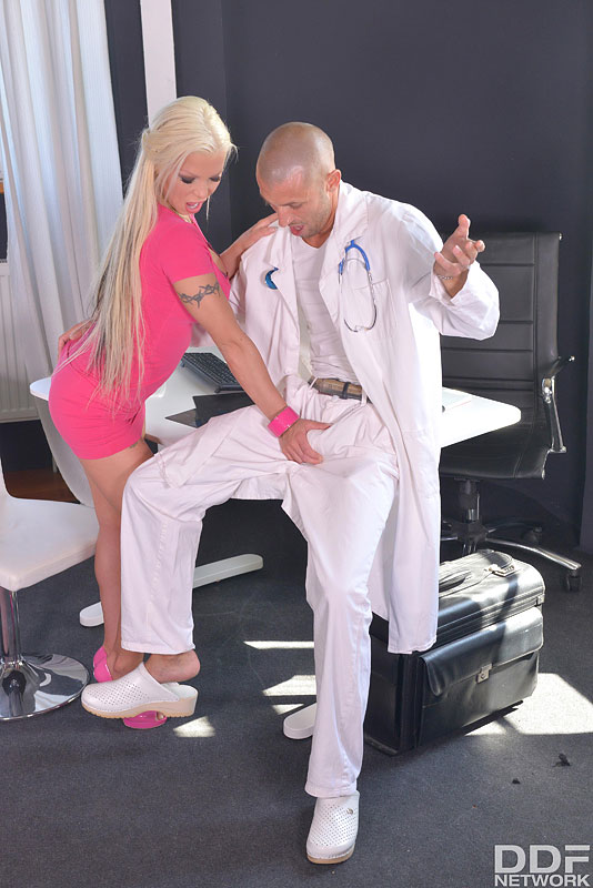 A Doc's Horny Patient #3