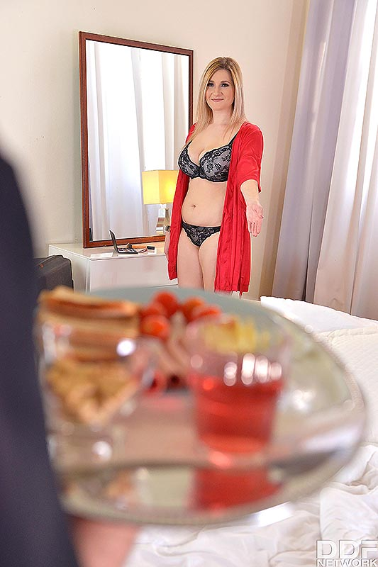 Room Service For Busty Pleasures #2