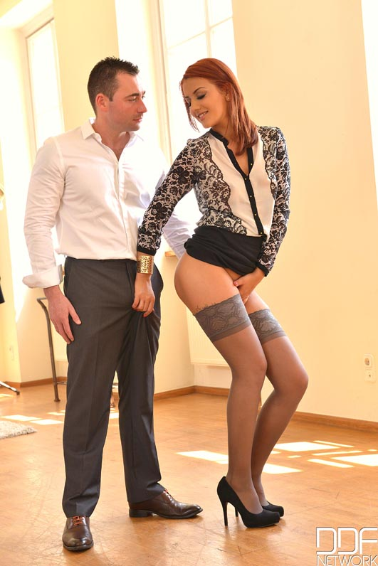 Tango Twatage - Leggy Romanian's Fucking and Foot Jobs #4