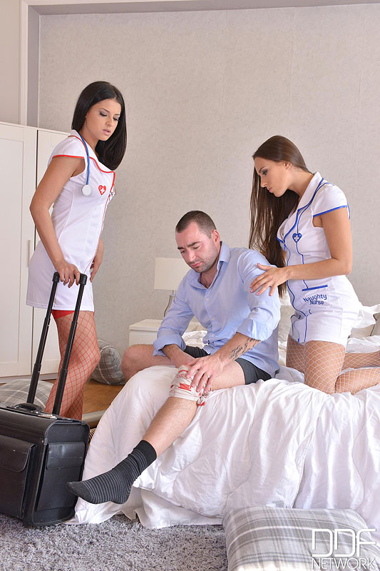 Emergency Satisfaction - Hot Babes Enjoy Ass To Mouth Treatment #2