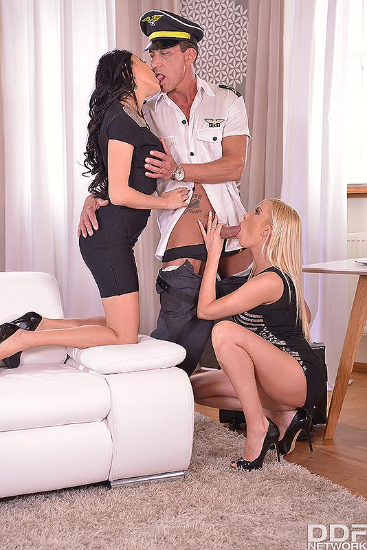 Threesome Celebration - An Ass Fucking Surprise Extraordinaire #4