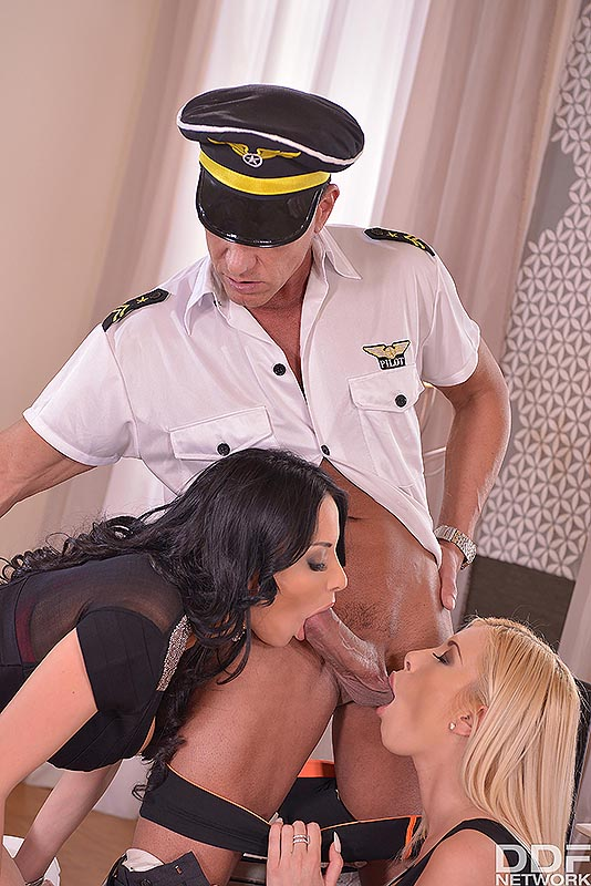 Threesome Celebration - An Ass Fucking Surprise Extraordinaire #5