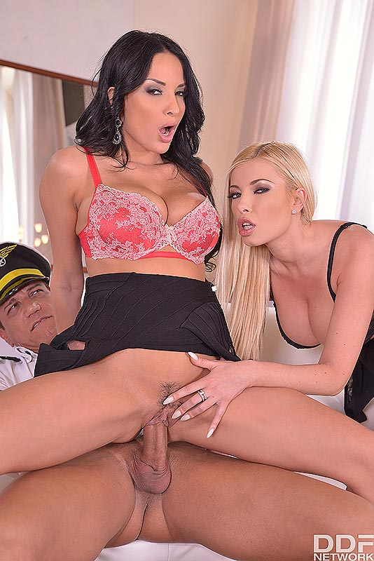 Threesome Celebration - An Ass Fucking Surprise Extraordinaire #8