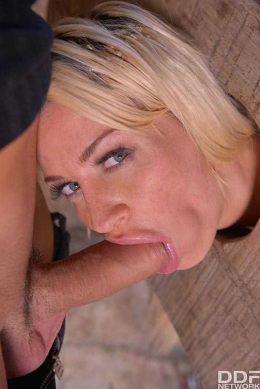 Fetish Role Play Relish: Busty Blonde Fucked Really Hard #8
