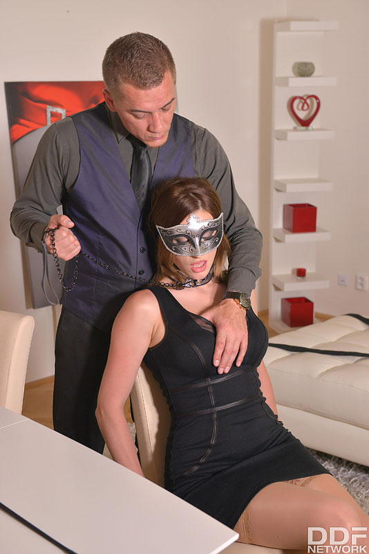 Butt Fucking Desires: Submissive Babe Banged in BDSM Roleplay #3