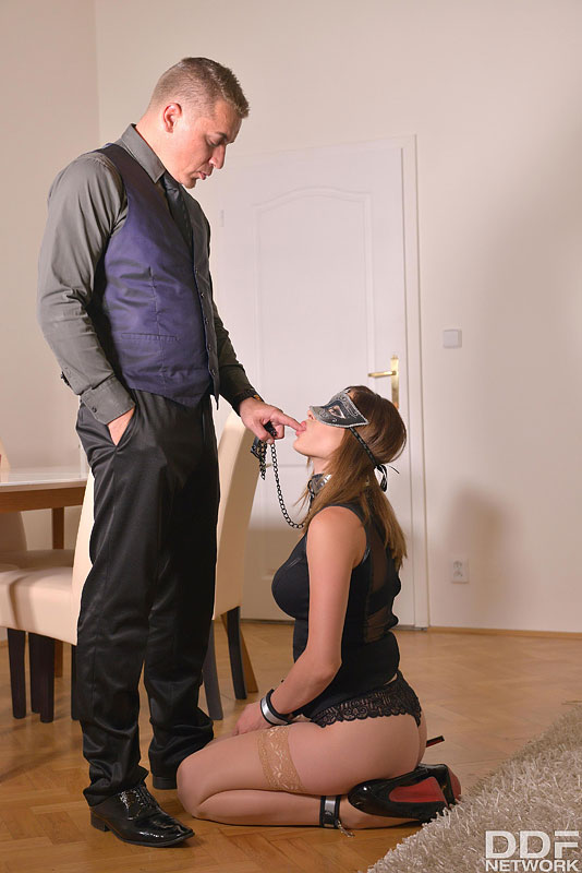 Butt Fucking Desires: Submissive Babe Banged in BDSM Roleplay #7