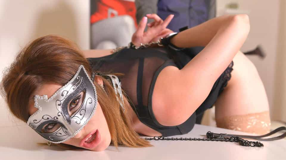HouseOfTaboo - Butt Fucking Desires: Submissive Babe Banged in BDSM Roleplay