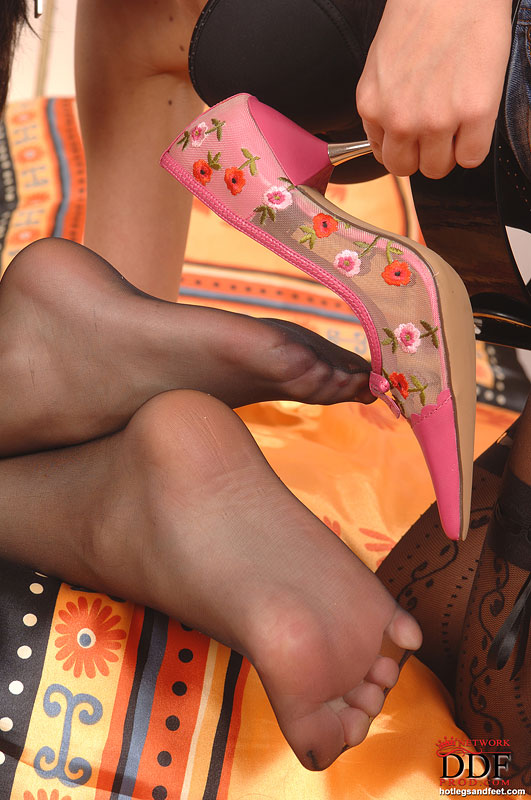Pantyhose encounter! #11